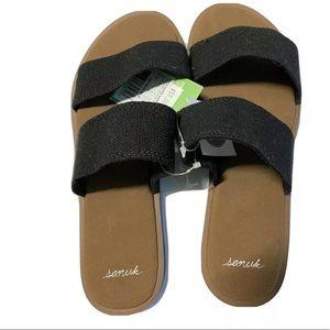 Sanuk YOGA GORA GORA Slide Sandals